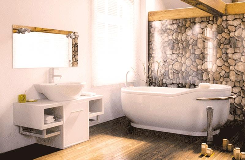 Fußboden Erhöhen Bad ~ Warum sich infrarotheizungen besonders fürs bad eignen