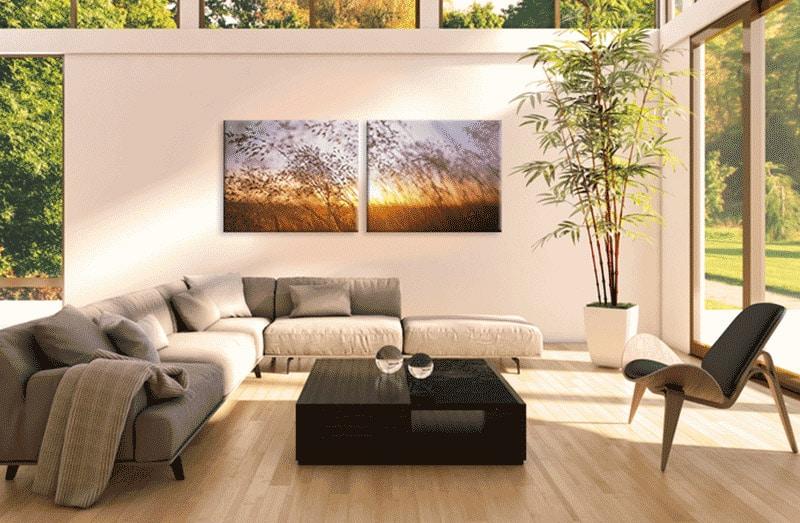 ist eine infrarotheizung die heizung der zukunft. Black Bedroom Furniture Sets. Home Design Ideas